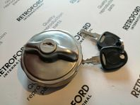 Ford Capri MK2/3 New fuel cap and keys